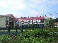 新农村建设带动合成树脂瓦厂