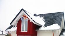 树脂瓦屋面能否抵抗暴雪+低