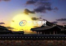瓦片的艺术,中国文化的传承