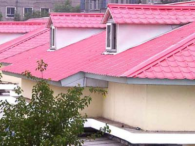 琉璃瓦屋顶漏水怎么办?