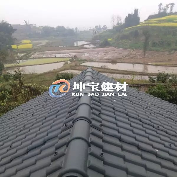 合成树脂瓦适合农村房屋使用