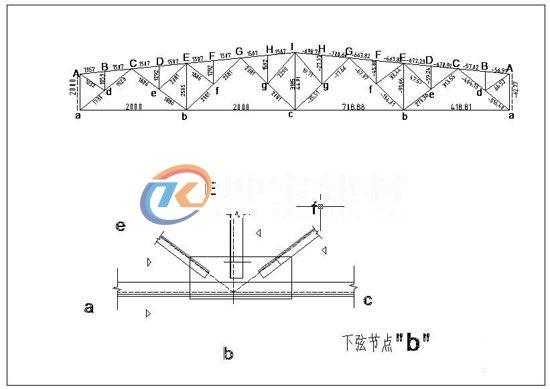 钢架结构的屋面如何用树脂瓦铺盖?图片