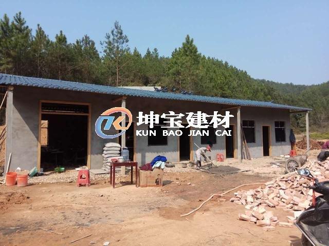 合成树脂瓦-农村老房子新建翻新换瓦